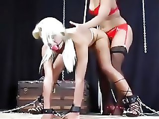 Lesbians are ready to do some thing different and get nice and kinky