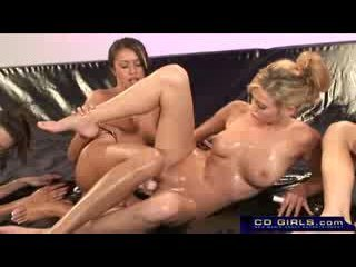 8 girls vs. Jenna Haze